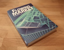 Book design; Flowing Market
